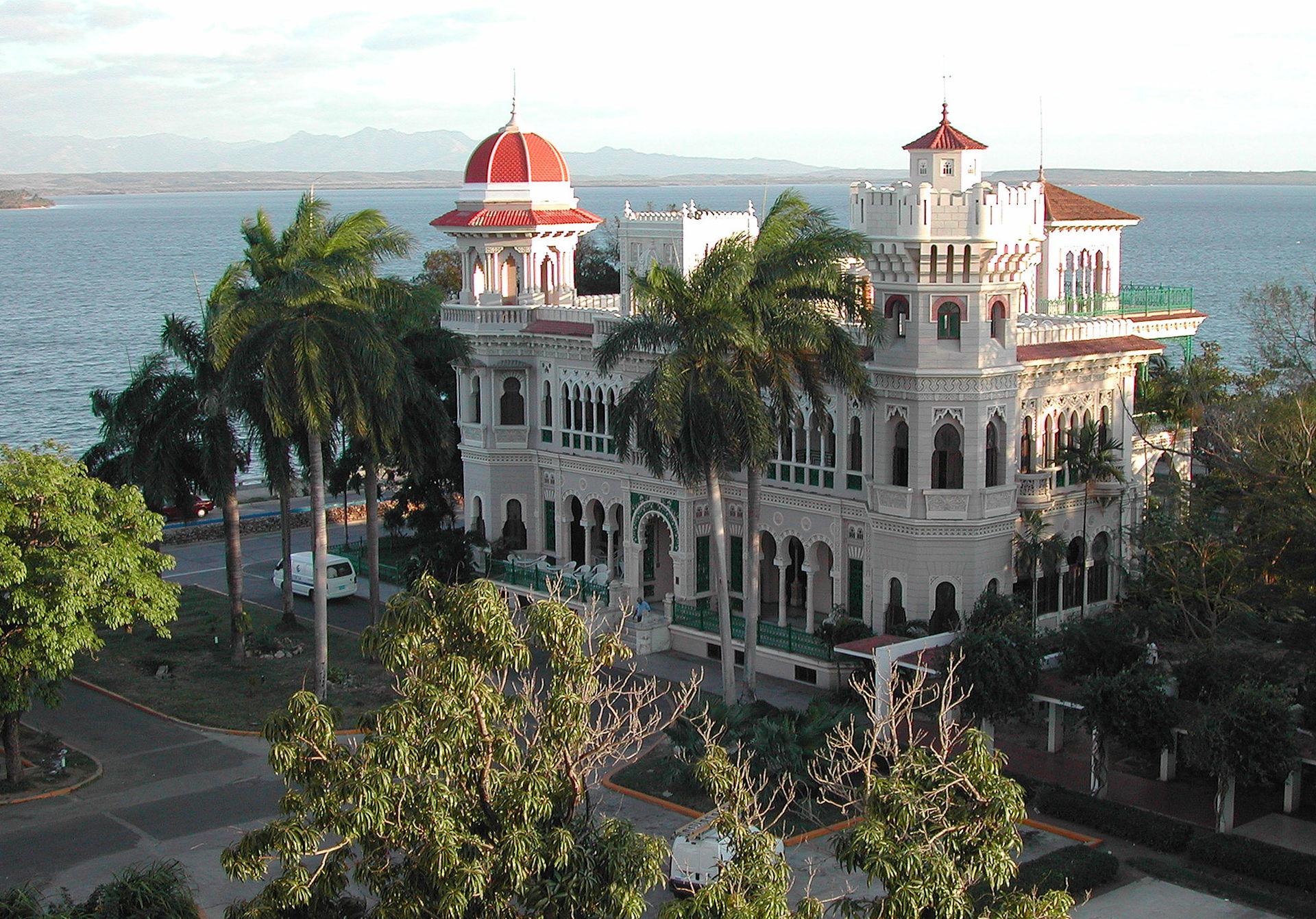 Museo de las Artes Palacio Ferrer